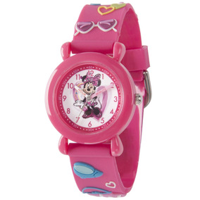 645364525 Reloj Minnie Disney Para Dama O Niña - Reloj de Pulsera en Mercado ...
