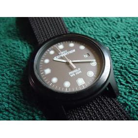 f1af2089dd90 Reloj Timex Expedition Indiglo Cafe Caballero Hombre - Reloj de ...