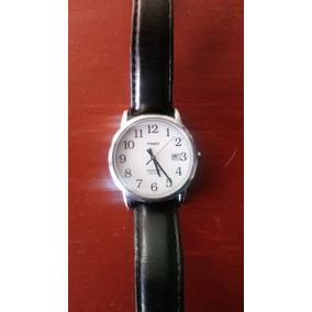 465226cbe9af Reloj Timex T22262 Premium Indiglo Piel 100% Autentico Lbf en ...