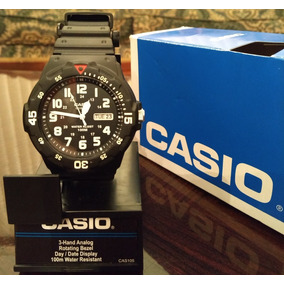 f760856191f2 Relojes Reloj Casio 5125 Mrw 200h - Reloj Casio en Mercado Libre México