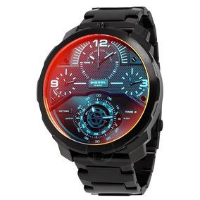 e767d4b69fa0 Reloj Diesel Franchise Dz 4207 - Relojes en Mercado Libre México