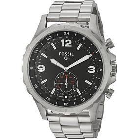 ae3fa782bcba Reloj Fósil Hibrido Hombre Fossil - Reloj de Pulsera en Mercado ...