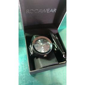 49edf89668db Reloj Rocawear Hombre Rm 4001 - Reloj para Hombre en Mercado Libre ...