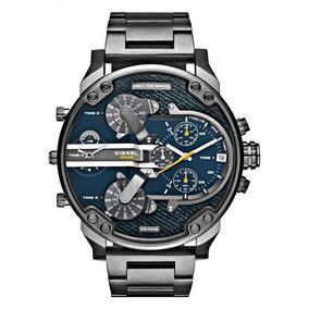 cc5e6824461d Relojes Reloj Diesel Dz1351 Rojo - Joyas y Relojes en Mercado Libre ...