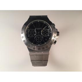 af458f1e8dd Reloj Bvlgari Sd38s L2161 Imitacion - Reloj de Pulsera en Mercado ...