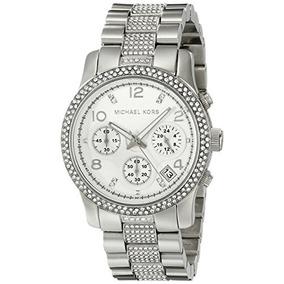 644daa7d7ba5 Reloj Q Q Quartz Stainless Steel Back Michael Kors - Reloj de ...