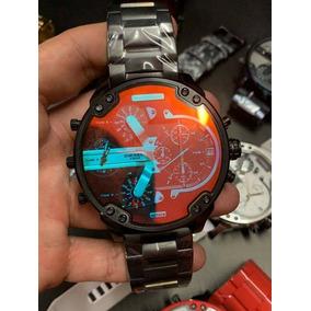 541f385e815f Reloj Diesel Franchise Dz 4207 Negro - Reloj de Pulsera en Mercado ...