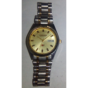 25b82f3ba35f6 Citizen Automatic 21 Jewels Gn 4w S - Reloj de Pulsera en Mercado ...