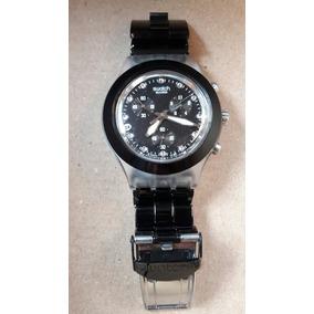 En Svgk400g Swatch Blunge Mercado Diaphane Reloj Automatic pMVSUz