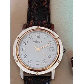 e173f8b35ae3 Reloj Hermes H Hour en Mercado Libre México