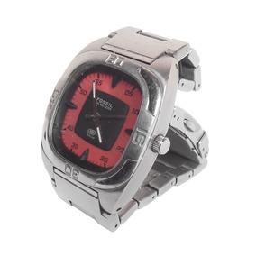 0bd2be41e076 Reloj Fossil Hombre Modelo Viajero Retro Rojo Envío Gratis - Joyas y ...