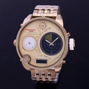 a7df39ca25a3 Reloj Diesel Franchise Dz 4207 Negro - Relojes en Mercado Libre México