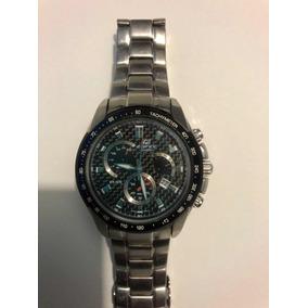 56fe454f1ec5 Reloj Casio Edifice 1794 Usado - Relojes