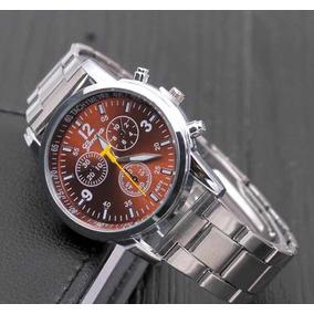 c9bd16829e8d Reloj De Acero Inoxidable Para Hombre Moderno Nuevo Elegante