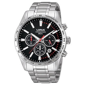 f061762b918a Reloj Seiko Para Hombre Rt343dx9 Lorus Tablero Color Negro