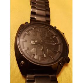 72b719db1deb Reloj Diesel Negro De Metal - Joyas y Relojes en Mercado Libre México