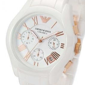 fe2d1f1e55e2 Reloj Emporio Armani Ar 0115 De Pulsera - Relojes en Mercado Libre ...
