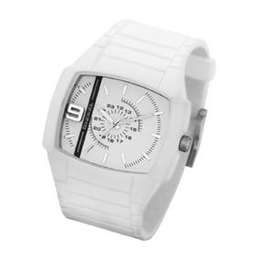 1c2224d33c25 Reloj Blanco Marca Diesel Modelo Dz 1321 Seminuevo Original - Reloj ...