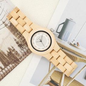 5f5088b76db Reloj De Madera Bobo Bird 100% Original Para Dama Y01 Nuevo
