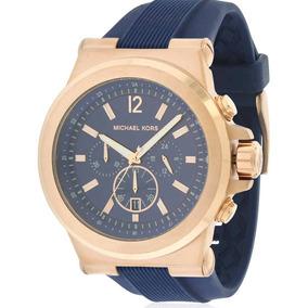 787dcaa1e764 Relogio Michael Kors Mk8295 Azul - Reloj de Pulsera en Mercado Libre ...