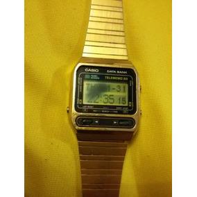 f7b1f1ac9d80 Reloj De Pulsera Vintage Casio Db-1000g Touch Calculator