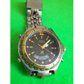9f718cb6fc36 Reloj Fossil Blue100 Meters 330 - Reloj de Pulsera en Mercado Libre ...