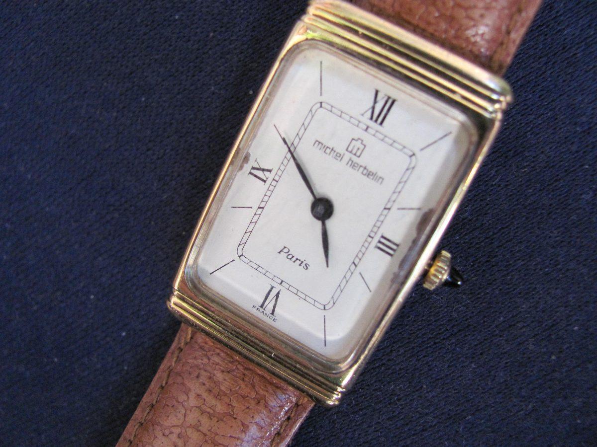 Herbelin Reloj A Cuerda Michel 00 Pulsera Paris700 Mujer kuwPlXOZiT