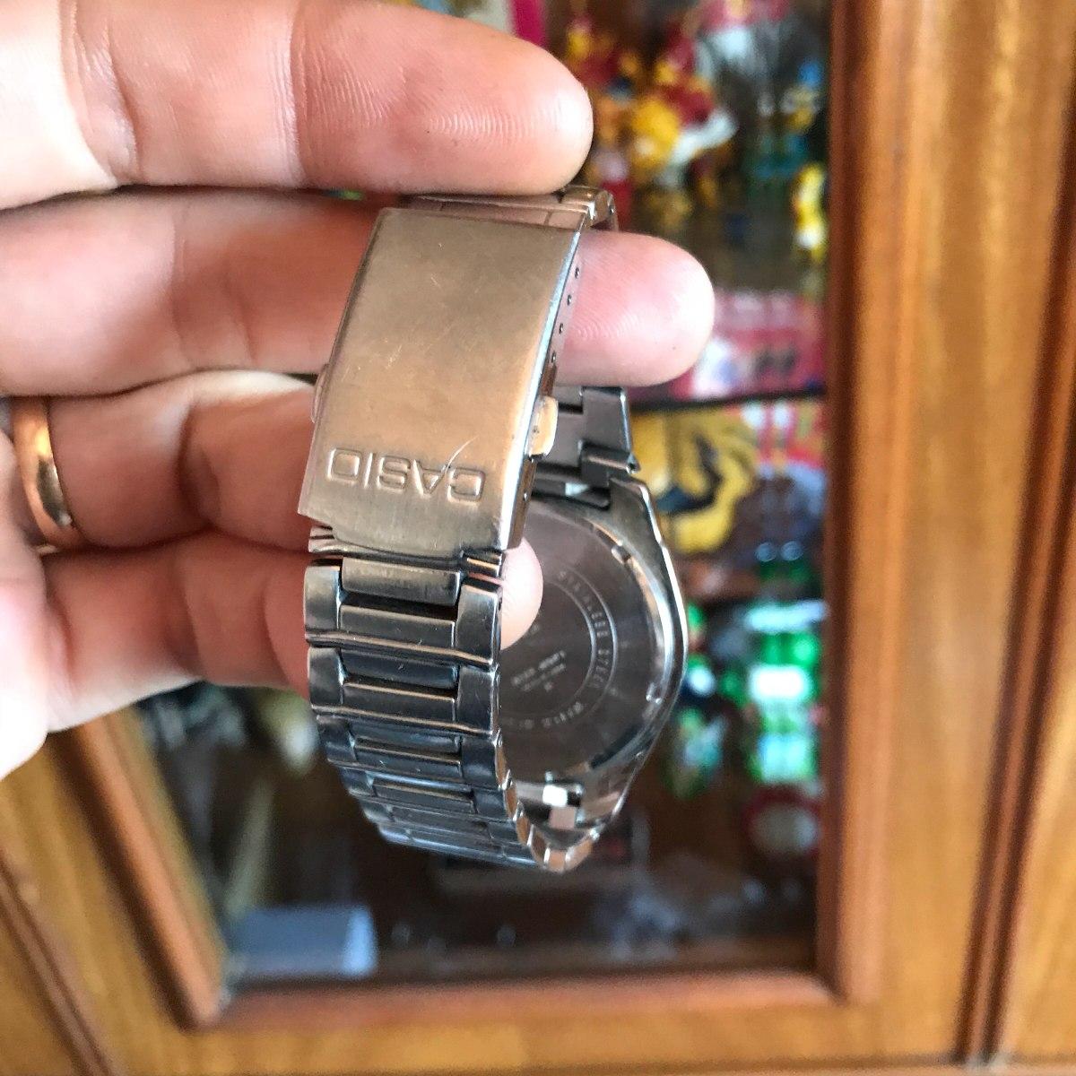 334bdd826946 Cronografo Casio Reloj Pulsera De Alta Gama O Rolex -   4.800