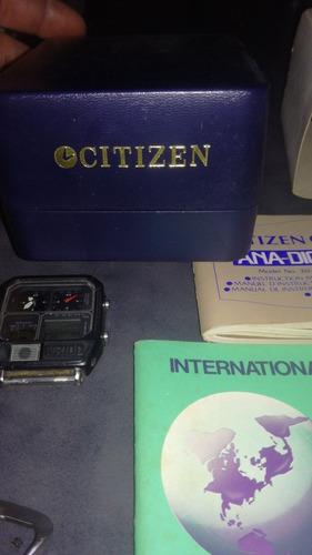 reloj  pulsera citizen
