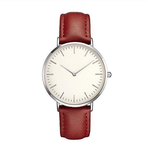 Reloj Pulsera Cuarzo Hombre Cuero Reloj Barato Esfera Gra -   4.999.999 en  Mercado Libre 3ea47c85fde0