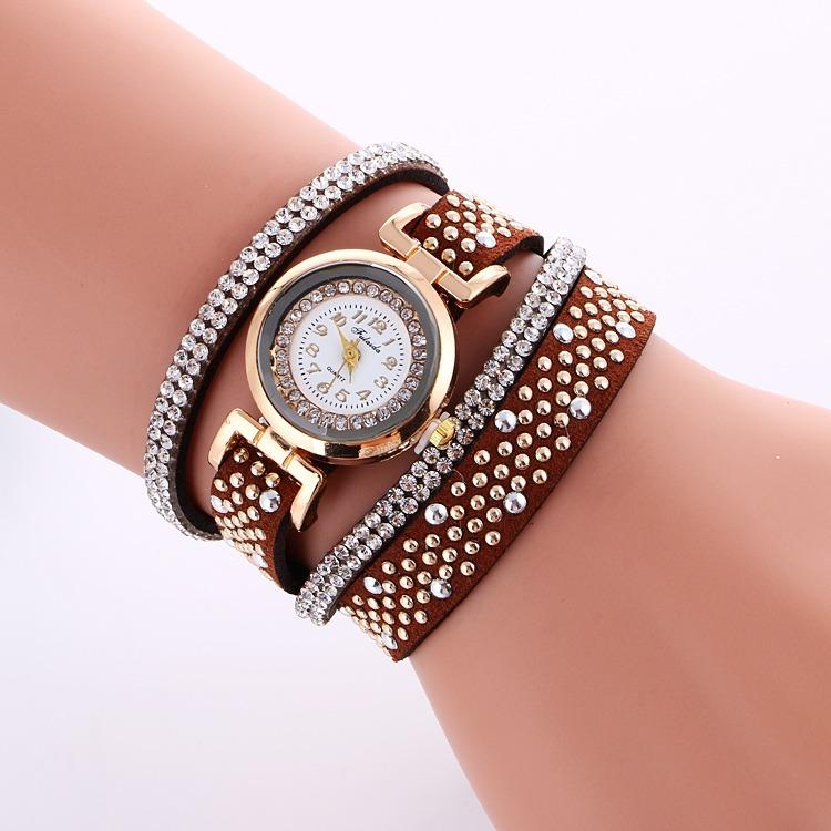 003d82b11ac3 Reloj Pulsera De Moda En Europa Y Asia -   500.00 en Mercado Libre