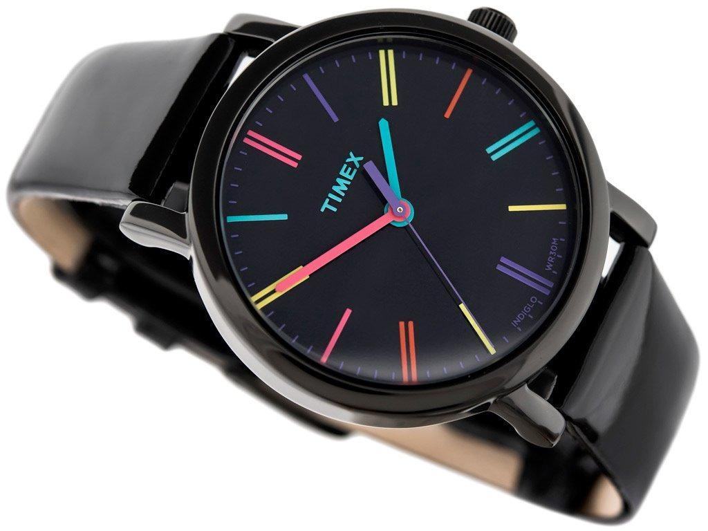 80882b66903a reloj pulsera de mujer timex negro damas heritage dia madre. Cargando zoom.