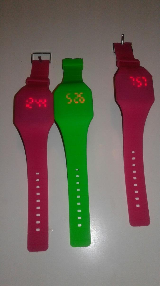 414aaccb51a7 reloj pulsera deportivo unisex (10 unid). Cargando zoom.