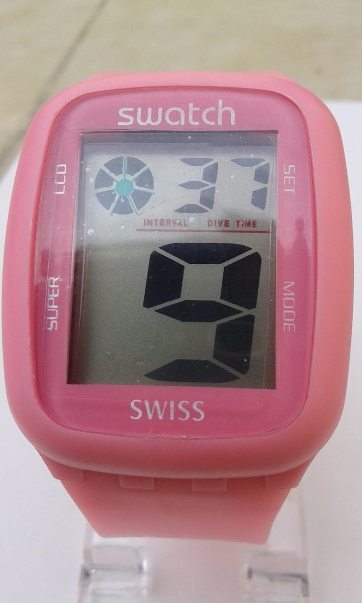 831b4175c83e reloj pulsera digital silicona hombre numeros grandes 7 u !! Cargando zoom.