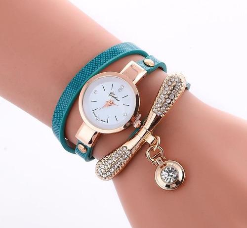 reloj pulsera dije diamante moda casual mayoreo proveedor