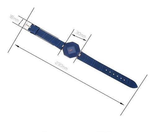 reloj pulsera gema diamante de cristal mujer moda
