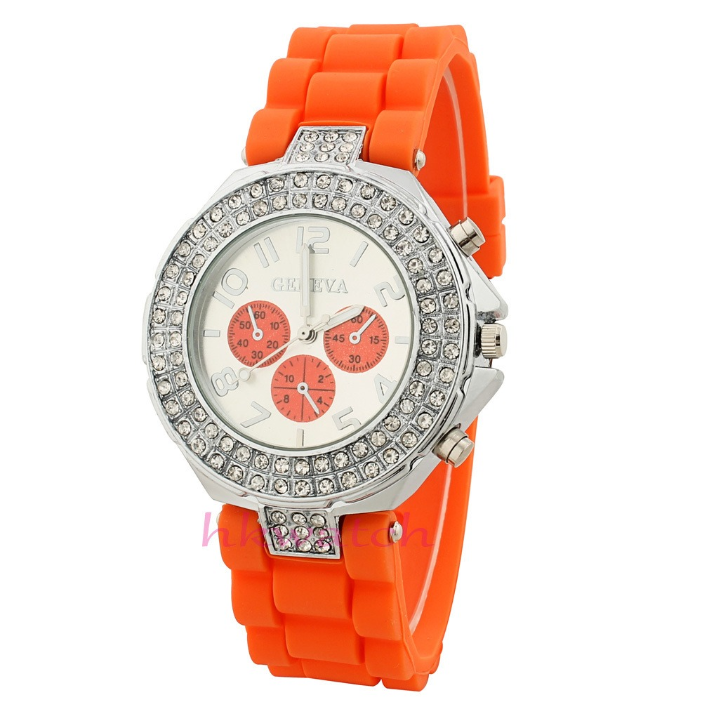 Reloj Pulsera Para Dama Marca Geneva -   299 e7876d69c69b