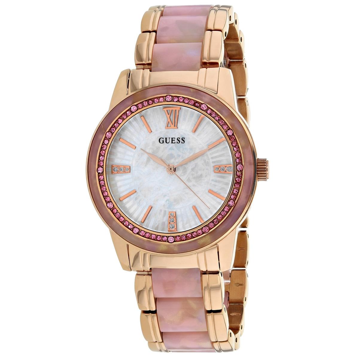 Guess Mujer Pulsera Para Reloj W0706l4 Blush oBxWCrdQe