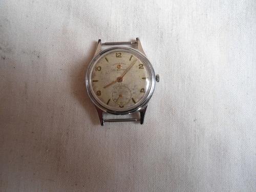 reloj pulsera hombre election carga manual funcionando