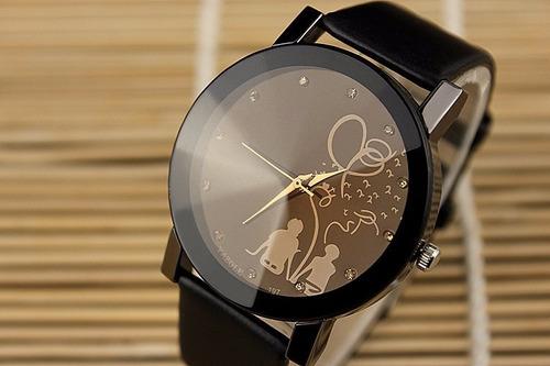 reloj pulsera - hombre y mujer