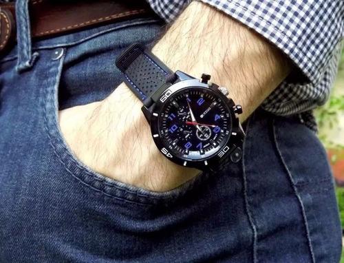 reloj pulsera hombres gt diseño deportivo sup.oferta! stock!