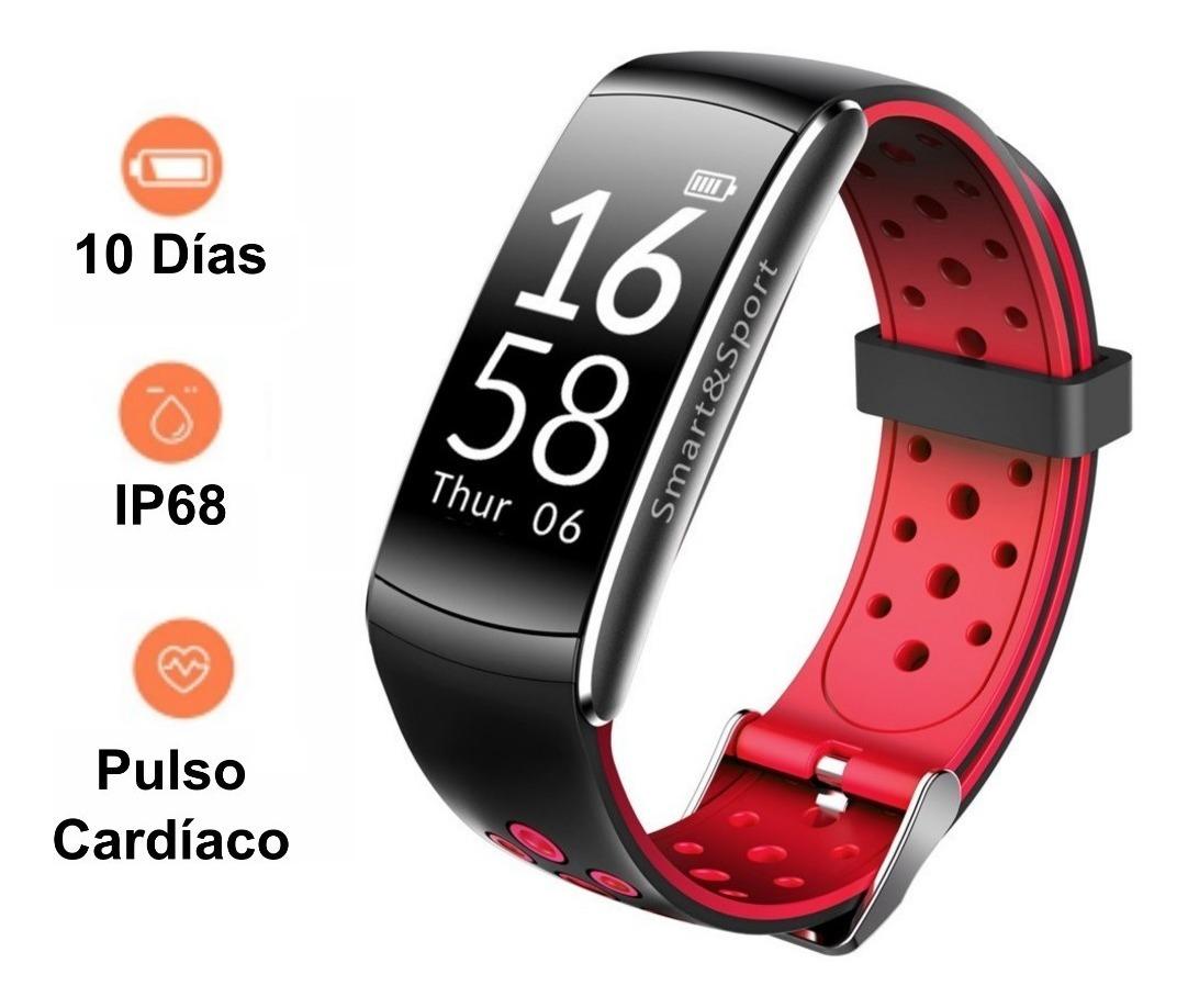 Q8 Inteligente Bluetooth Reloj Fitness Pulsera Ritmo Card iuOkZPX