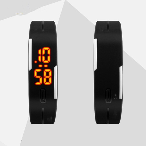 reloj pulsera led economico mayoreo touch barato proveedor