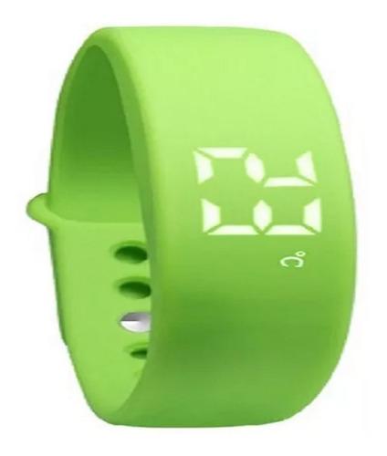 reloj pulsera led fitness