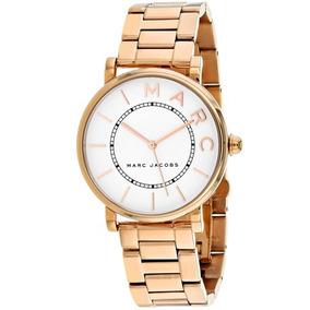 522a3944a8b2 Marc Jacobs Mujeres  s Roxy Reloj Cuarzo Mineral Cristal Mj3