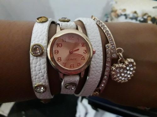 Reloj Pulsera Mujer -   35.000 en Mercado Libre c3d7986d8a26