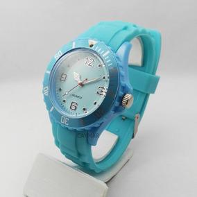 045bff297a2e Reloj Geneva Malla Silicona - Relojes Pulsera en Mercado Libre Argentina