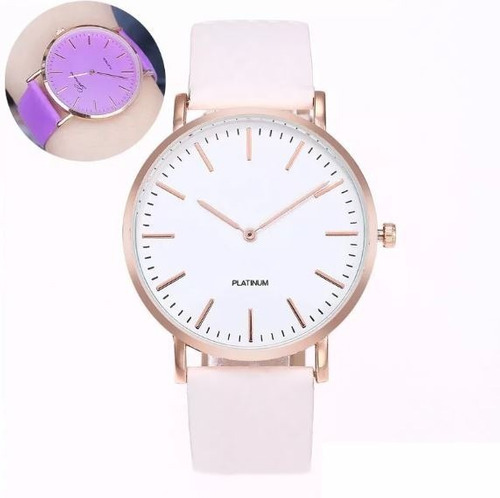 reloj pulsera mujer cambia de color con luz del sol envios ! *** full-time mania *** mercadolider platinum !!