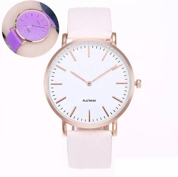 4de24157f787 Reloj Pulsera Mujer Cambia De Color X 5 Unidades ¡ Oferta ! -   563 ...
