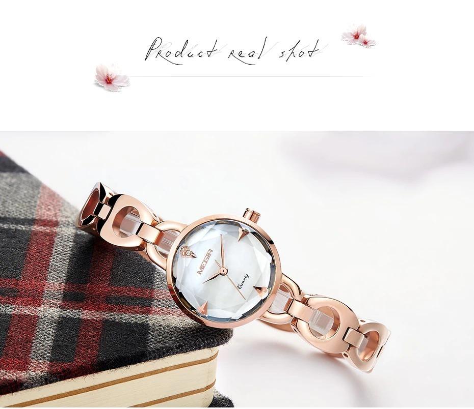 e6b027e29eeb Reloj Pulsera Para Dama   Mujer Dorado Moda Casual -   899.00 en ...